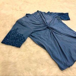 Patagonia 💙 sz. L short sleeve blouse